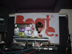 DJ Buzzword @ Beat Juice